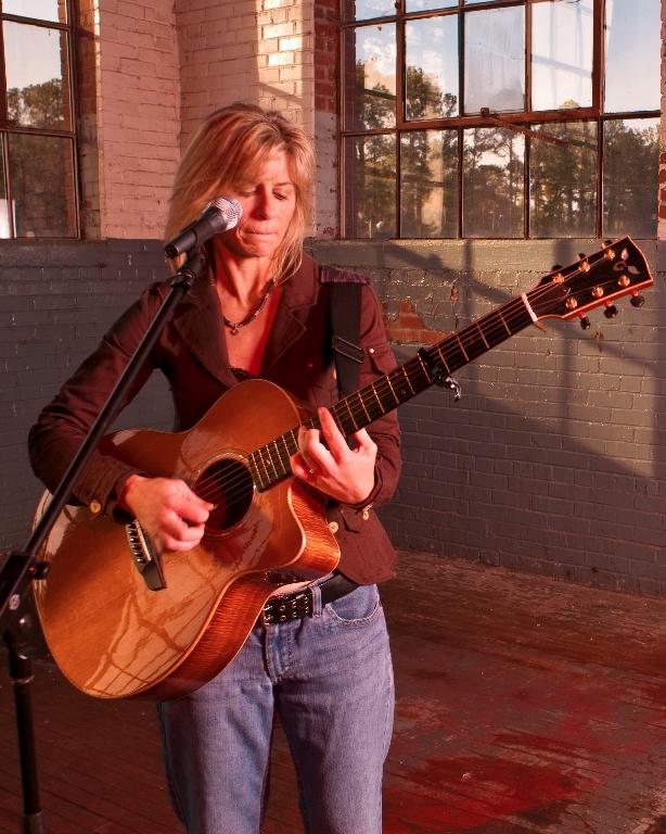 Musician Debbie Liske