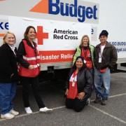 Hurricane Sandy – Red Cross Day 2