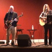 Debbie Liske 'Many Splendid Thing' (Acoustic Live Performance) with Mike Garrigan