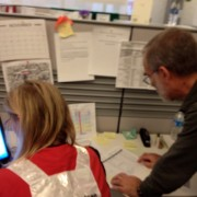 Hurricane Sandy – Red Cross Day 1