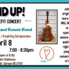 Next Concert: STAND UP! Debbie Liske Acoustic Music to support Together We Will NC