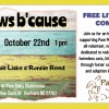 Paws B'Cause Concert for Paw Prints Animal Rescue