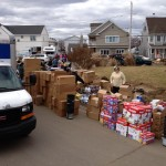 Hurricane Sandy – Red Cross Day 10