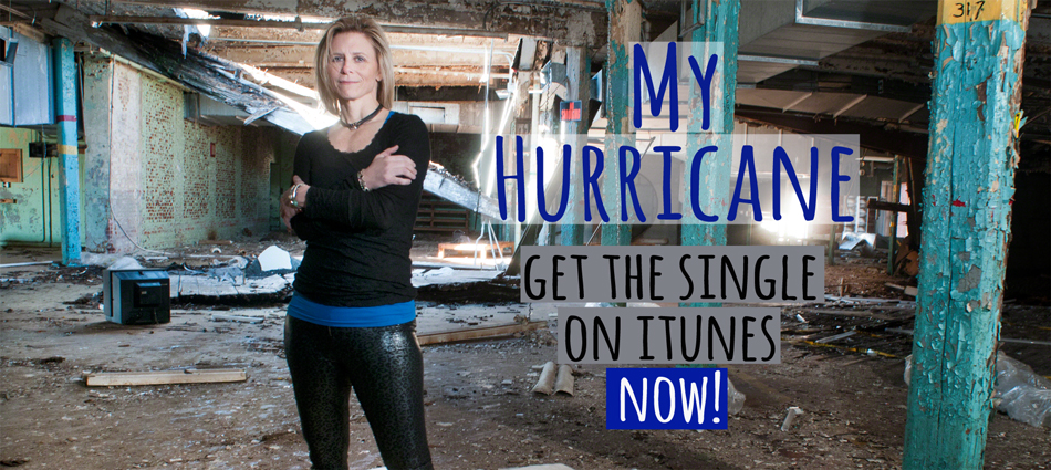 My Hurricane Single Available from iTunes NOW