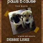 paws b'cause Benefit Concert